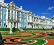 Большой Императорский дворец в Петергофе