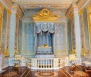 Парадная Опочивальня Гатчинского дворца