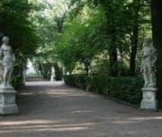 Летний сад, Петербург