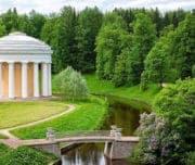 Павловск, парк