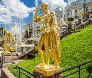 фонтаны Петергофа