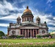 Петербург, Исаакиевский кафедральный собор
