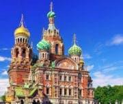 Петербург, Спас на Крови