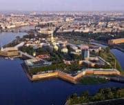 Петропавловская крепость Санкт-Петербруга