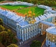 Государственный музей-заповедник «Царское Cело»