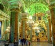 Петропавловский собор внутри