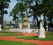Летний сад Петербурга