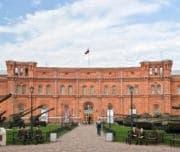 Военно-исторический музей, Петербург