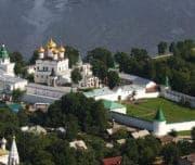 Ипатьевский монастырь Костромы