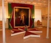 Приоратский дворец Гатчины