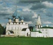 Кремль Суздаля