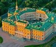 Михайловский замок, СПб
