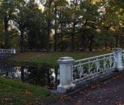 Александровский парк. Царское село