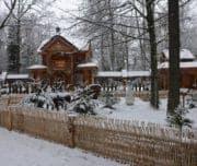 Белорусское поместье деда Мороза