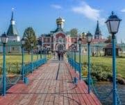 Иверский Святоозерский Богородицкий мужской монастырь, Валдай