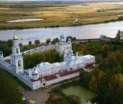 Свято-Юрьев монастырь, Валдай