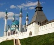 Кремль и Старо-татарская слобода Казани
