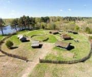 Музей живой истории. Славянская деревня 10 века