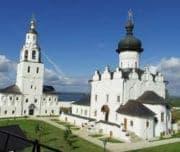 Успенский монастырь в Свияжске