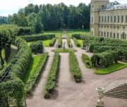 Павловский дворец в Гатчине