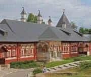 Царицыны палатым в Звенигороде