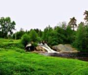 Водопад Верхний Койриноя, Карелия