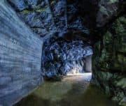Музей в скале Гора Филина, Карелия