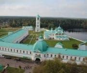 Олонец Свято-Троицкий Александра Свирского мужской монастырь