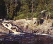 Рускеальские водопады, Карелия