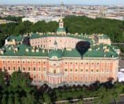 Михайловский замок Петербурга
