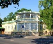 Мемориальная музей дача А.С.Пушкина, Царское село