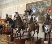 Эрмитаж, Рыцарский зал