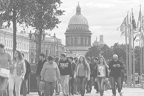 Групповые туры в Петербург для взрослых