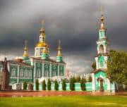 Тамбов. Спасо-Преображенский-Кафедральный собор