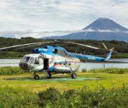 Вертолетная экскурсия на Камчатке